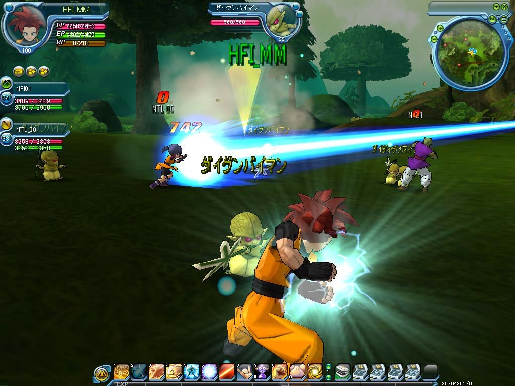 dragon ball z online game download