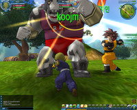 Dragon Ball Online Lucha multijugador